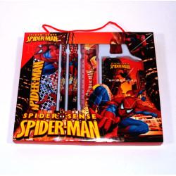 Spider-man Stationery Set, 7 pieces