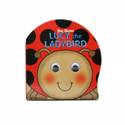 North Parade publishing Bug Book Stories Lucy The Ladybird