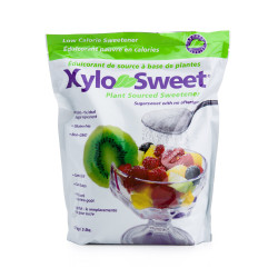 XyloSweet, Plant Sourced Sweetener-3lb Bag - 2.27kg